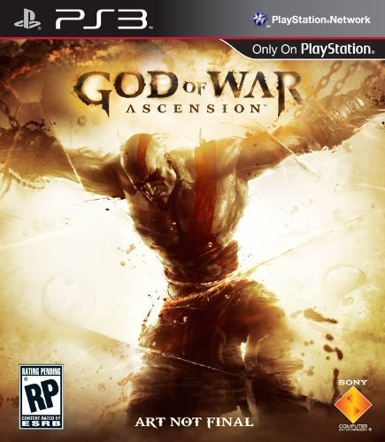Ps3 God Of War Ascension Sony Computer Entertainme God Of War Ascension