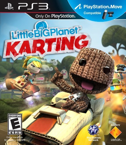 Ps3 Little Big Planet Karting Sony Computer Entertainme Little Big Planet Karting