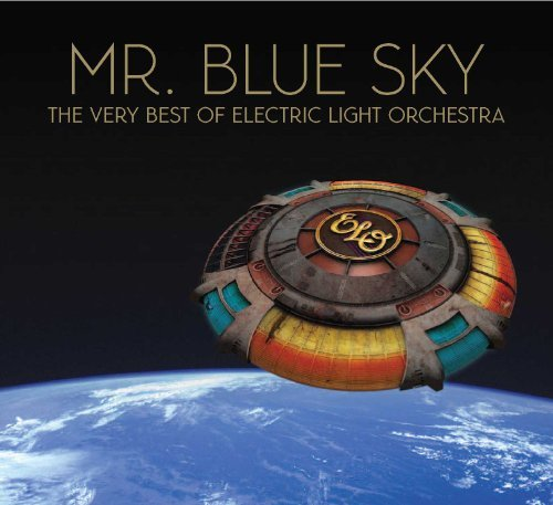 Electric Light Orchestra Mr. Blue Sky Very Best Of Ele Ecol Book Ed.