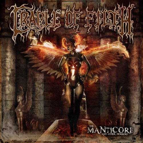 Cradle Of Filth Manticore & Other Horrors Import Arg