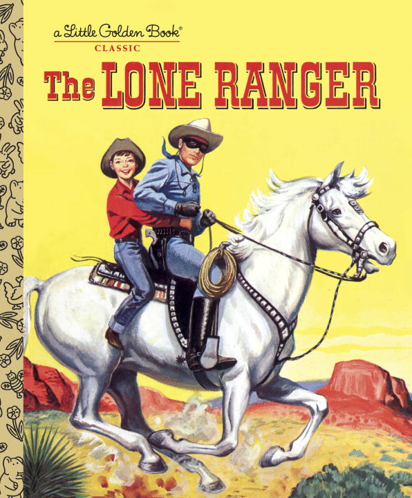 Steffi Fletcher The Lone Ranger