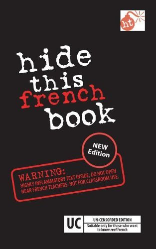 Apa Publications Hide This French Book