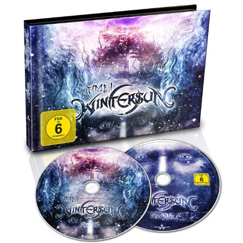 Wintersun Time I Limited Edition Import Eu Incl. DVD
