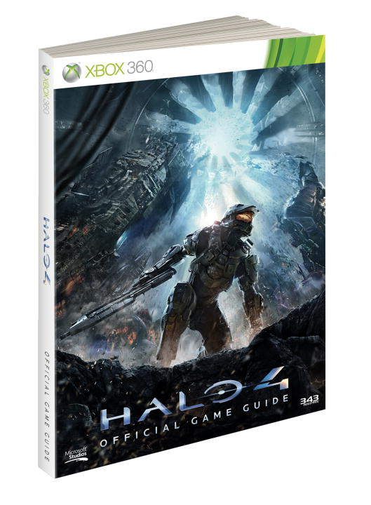 David Hodgson Halo 4 Prima Official Game Guide