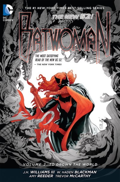 Williams J. H. Iii Batwoman Vol. 2 To Drown The World (the New 52)