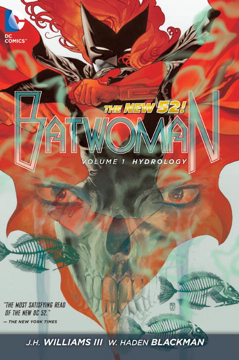 Williams J. H. Iii Batwoman Vol. 1 Hydrology (the New 52)