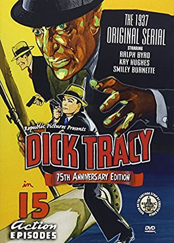 Dick Tracy 75th Anniversary Edition Origi Nr