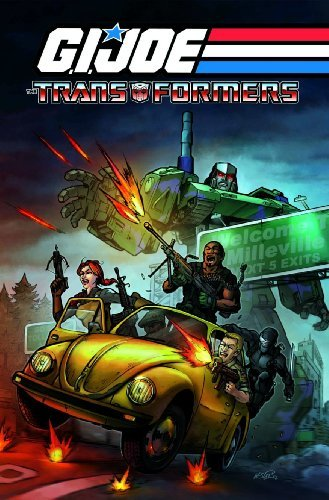 Michael Higgins G.I. Joe Transformers Volume 1