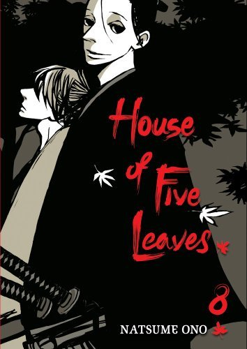 Natsume Ono House Of Five Leaves Volume 8