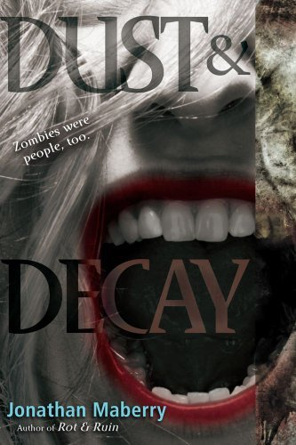 Jonathan Maberry Dust & Decay Reprint