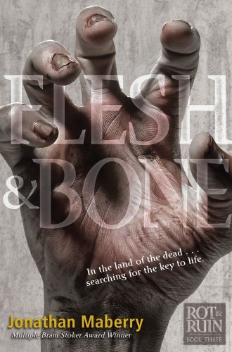 Jonathan Maberry Flesh & Bone