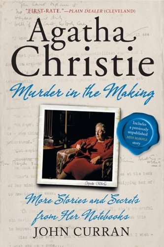 John Curran Agatha Christie Murder In The Making More Stories And Secrets Fr