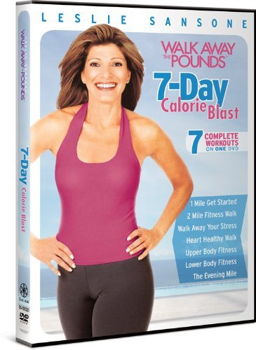 Walk Away The Pounds 7 Day Ca Sansone Leslie Nr