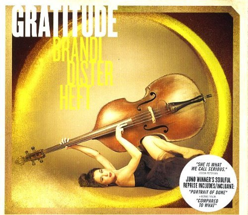 Brandi Disterheft Gratitude Digipak