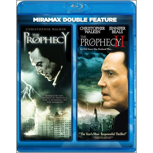Prophecy Prophecy Ii The God's Walken Koteas Wrong Spano Blu Ray R