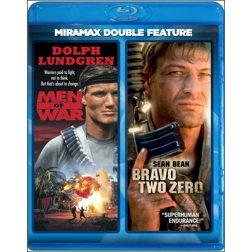 Men Of War Bravo Two Zero Ludgren Bean Blu Ray Ws R
