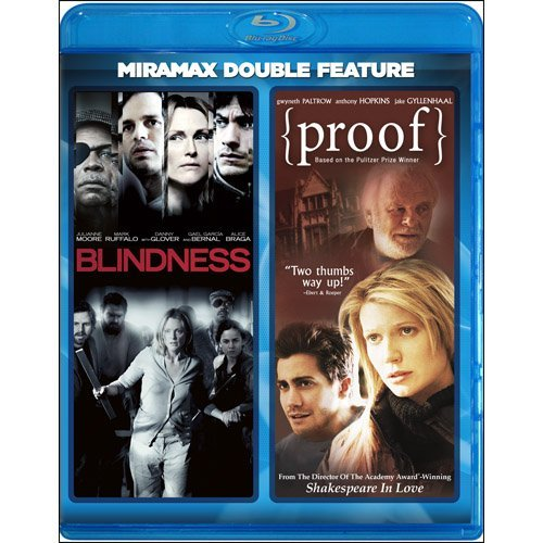 Blindness Proof Moore Glover Ruffalo Oh Blu Ray Ws R