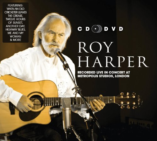 Roy Harper Live In Concert At Metropolis Incl. DVD