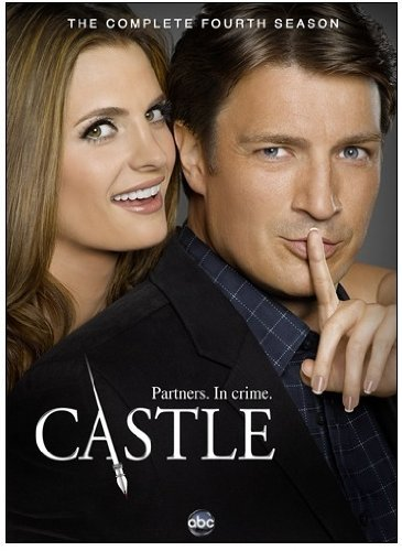 Castle Season 4 DVD Nr
