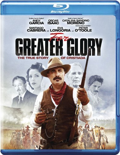 For Greater Glory Garcia Isaac Moreno Blu Ray Ws R