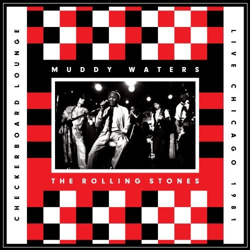 Muddy & Rolling Stones Waters Live At The Checkerboard Loung 2 Lp Incl. DVD
