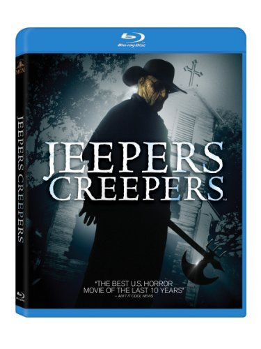 Jeepers Creepers Philips Long Breck Belcher Blu Ray Ws R