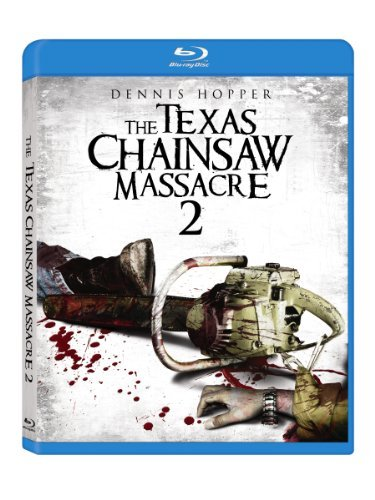 Texas Chainsaw Massacre 2 Hopper Williams Johnson Siedow Blu Ray Ws R