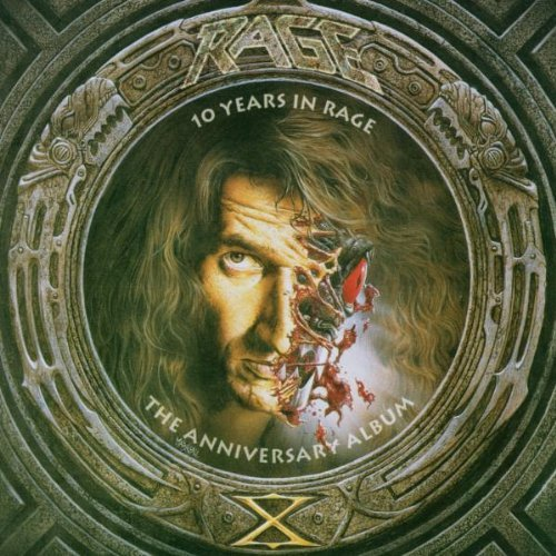 Rage Ten Years In Rage Import Swe Incl. Bonus Tracks