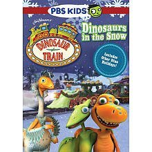 Dinosaur Train Dinosaurs In The Snow