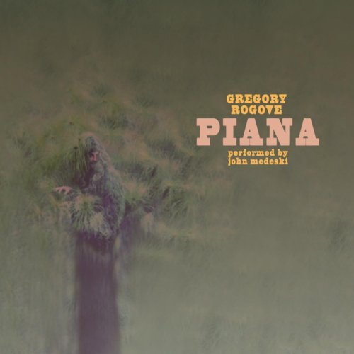 Gregory Rogove Piana Incl. DVD