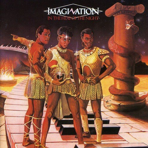 Imagination In The Heat Of The Night Import Eu