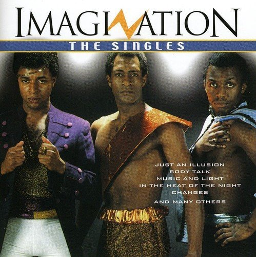 Imagination Very Best Of Imagination Import Net