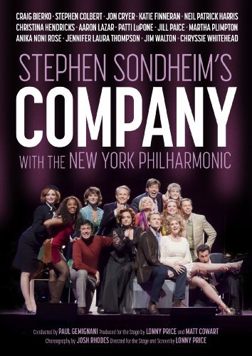 Company With The New York Phil Sondheim Stephen Ws Pg13