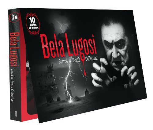 Bela Lugosi Scared To Death C Lugosi Bela Bw Nr 10 DVD