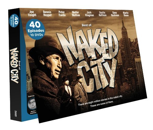 Naked City Naked City Best Of Naked City Bw Nr 10 DVD