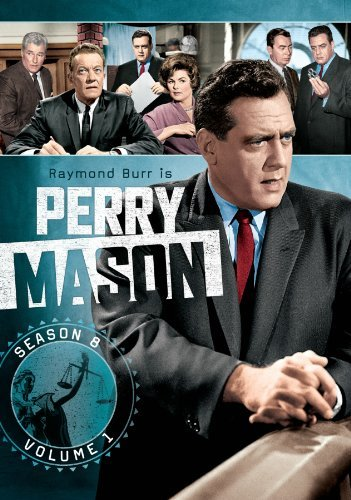 Perry Mason Perry Mason Vol. 1 Season 8 Perry Mason Vol. 1 Season 8