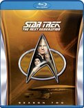 Star Trek Next Generation Season 2 Blu Ray Nr Ws