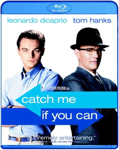 Catch Me If You Can Dicaprio Hanks Walken Blu Ray Ws Pg13