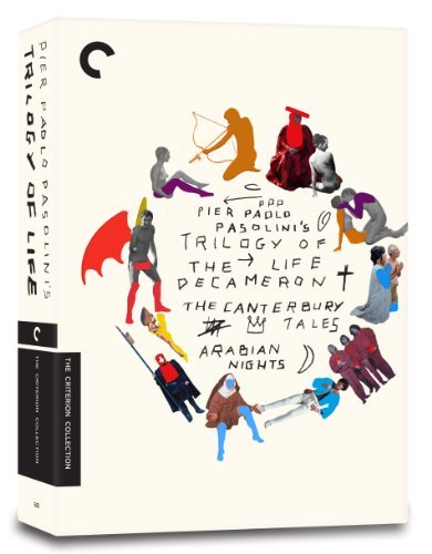Trilogy Of Life Trilogy Of Life Nr 4 DVD Criterion