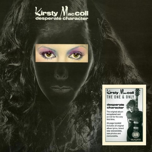 Kirsty Maccoll Desperate Character Import Gbr