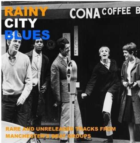 Rainy City Blues Rare & Unreleased Tracks From Digipak