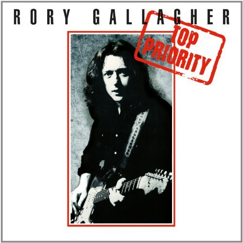 Rory Gallagher Top Priority Import Eu
