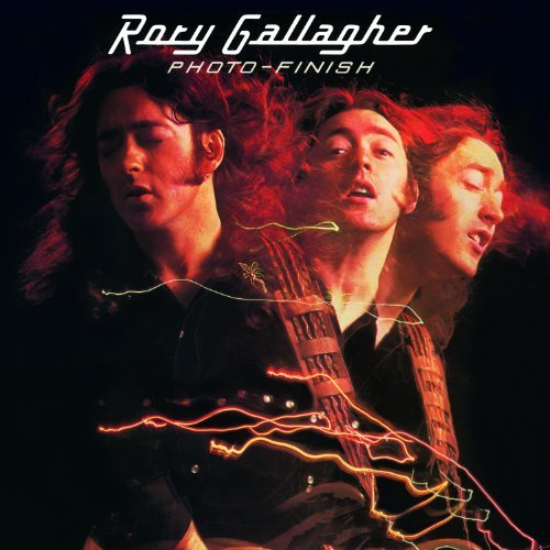 Rory Gallagher Photo Finish Import Eu