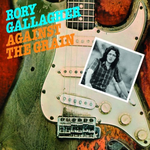 Rory Gallagher Against The Grain Import Eu