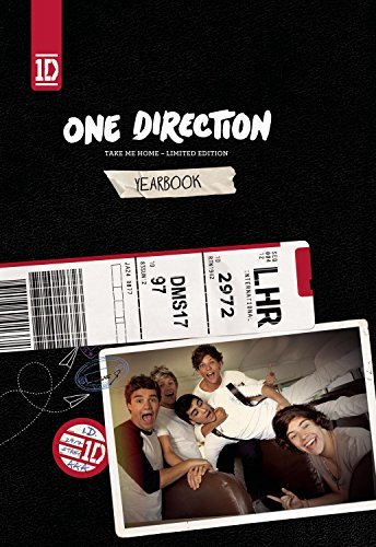 One Direction Take Me Home (deluxe Yearbook Deluxe Ed.