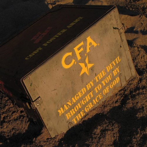 C.F.A. Managed By The Devil Brought T Digipak