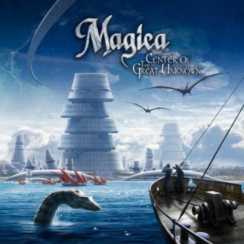 Magica Center Of The Great Unknown Import Eu