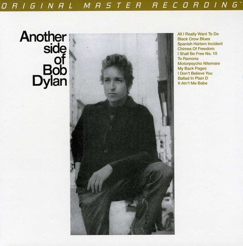 Bob Dylan Another Side Of Bob Dylan Sacd Hybrid