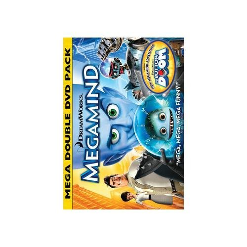 Megamind Double Pack Megamind Double Pack Ws Side By Side Pg 2 DVD
