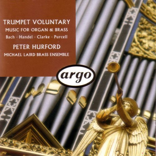 Trumpet Voluntary Music For Organ & Brass